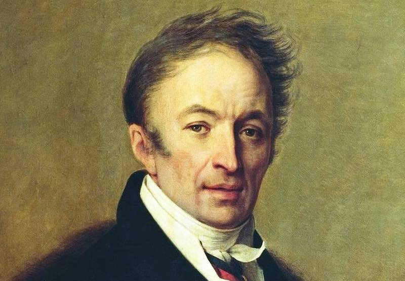 Микола Михайлович Карамзін — письменник і придворний історіограф