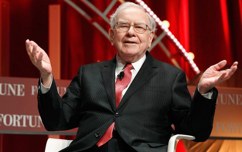 Уоррен Баффет — самий успішний інвестор