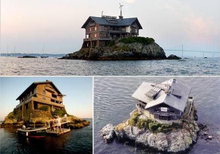 Найменші населені острови планети (5 фото)