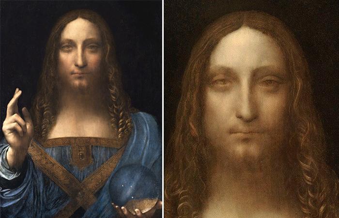 Загадки найдорожчої картини «Спаситель світу» Леонардо да Вінчі